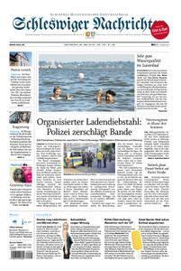 Schleswiger Nachrichten - 30. Mai 2018