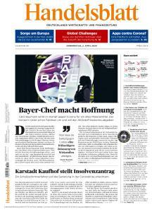 Handelsblatt - 2 April 2020