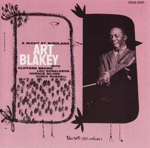Art Blakey Quintet - A Night at Birdland Vol.1 (1954) {Blue Note Japan, CP32-5201, Early Press}