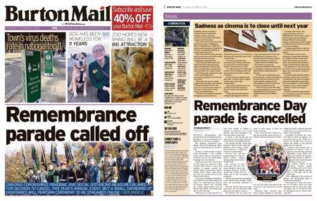 Burton Mail – October 06, 2020