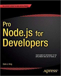Pro Node.js for Developers (Repost)