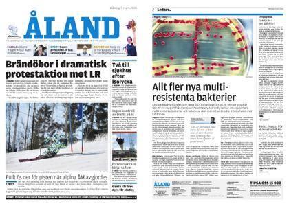 Ålandstidningen – 05 mars 2018