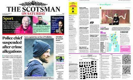The Scotsman – November 25, 2017