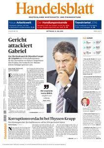 Handelsblatt - 13. Juli 2016
