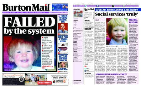 Burton Mail – September 06, 2017