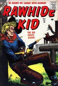 Rawhide Kid v1 014 1957