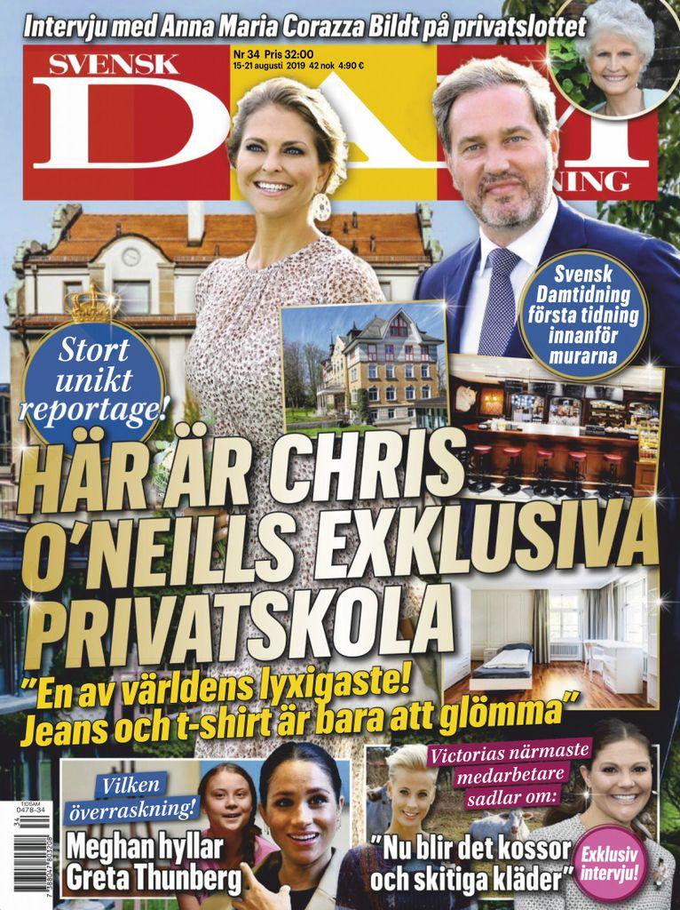 Svensk Damtidning – 15 augusti 2019