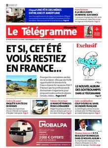 Le Télégramme Brest Abers Iroise – 07 juin 2020