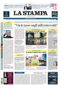 La Stampa Torino Provincia e Canavese - 4 Settembre 2020