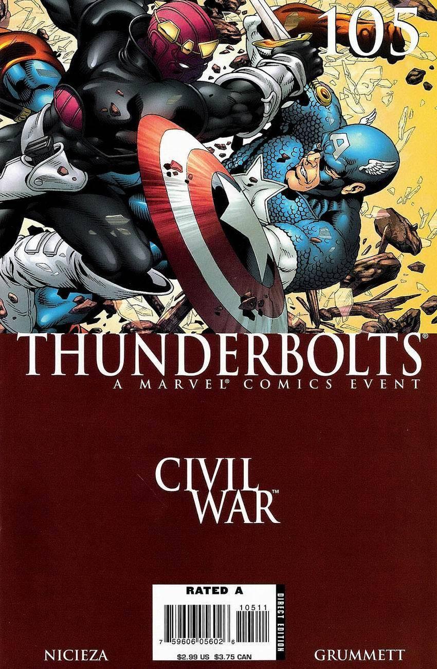 Thunderbolts 105