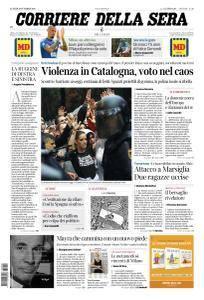 Corriere della Sera - 2 Ottobre 2017