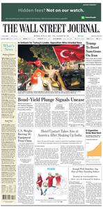 The Wall Street Journal – 24 June 2019