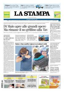La Stampa Imperia e Sanremo - 21 Gennaio 2019