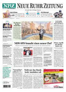 NRZ Neue Ruhr Zeitung Essen-Postausgabe - 16. März 2018