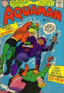 Aquaman v1 25