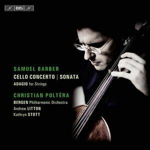 Christian Poltéra - Samuel Barber: Cello Concerto, Cello Sonata (2012) (Repost)