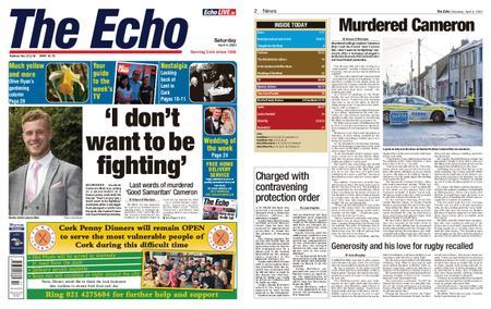 Evening Echo – April 04, 2020