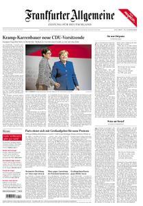 Frankfurter Allgemeine Zeitung F.A.Z. - 08. Dezember 2018