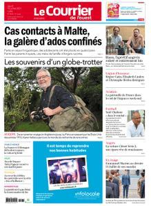 Le Courrier de l'Ouest Angers – 15 juillet 2021