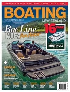 Boating New Zealand - November 2021