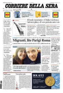 Corriere della Sera – 22 gennaio 2019
