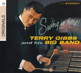 Terry Gibbs and His Big Band - Swing Is Here! (1960) {Verve Originals rel 2009}
