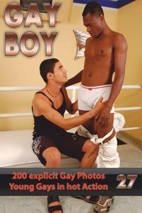 Gay Boys Nude Adult Photo Magazine - December 2018