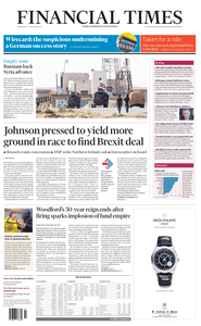Financial Times UK – 16 October 2019
