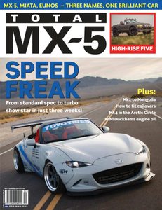 TOTAL MX5 - Summer 2019