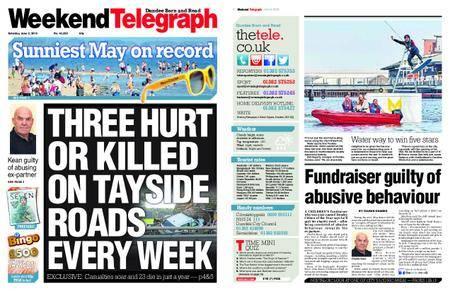 Evening Telegraph First Edition – June 02, 2018