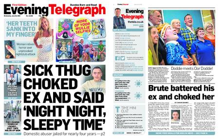 Evening Telegraph First Edition – June 26, 2019