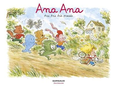 Ana Ana - Tome 11 - Ana Ana Tres Pressee