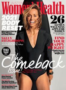 Women's Health Australia - March 2021