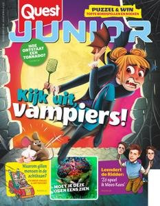 Quest Junior – oktober 2019