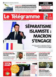 Le Télégramme Brest Abers Iroise – 19 février 2020