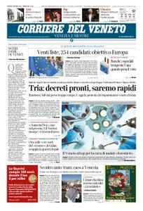 Corriere del Veneto Venezia e Mestre – 18 aprile 2019