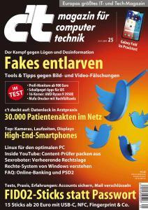 c't Magazin - 23 November 2019