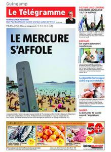 Le Télégramme Guingamp – 27 juin 2019