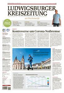 Ludwigsburger Kreiszeitung LKZ - 17 April 2021
