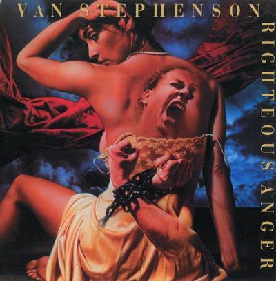 Van Stephenson - Righteous Anger (1984)