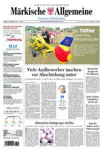 Märkische Allgemeine Zossener Rundschau - 04. Juni 2018