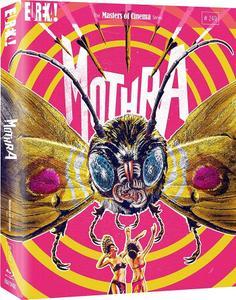 Mothra / Mosura (1961) [Masters of Cinema - Eureka!]
