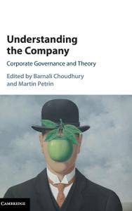 Understanding the Company: Corporate Governance and Theory