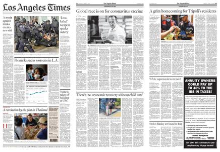 Los Angeles Times – June 12, 2020