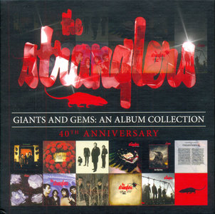 The Stranglers - Giants And Gems: An Album Collection (2014) [11CD Box-Set]