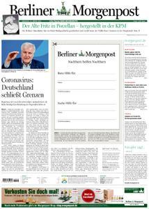 Berliner Morgenpost – 16. März 2020