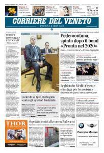 Corriere del Veneto Padova e Rovigo - 10 Novembre 2017