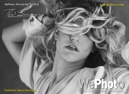 WePhoto. Portrait - Volume 5 2018