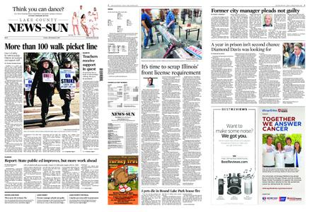 Lake County News-Sun – November 08, 2019