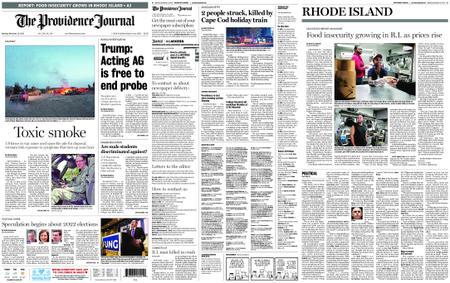 The Providence Journal – November 19, 2018